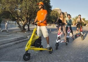 Athens Scooterise Tour