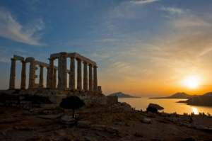 Sunset Tour: Cape Sounio